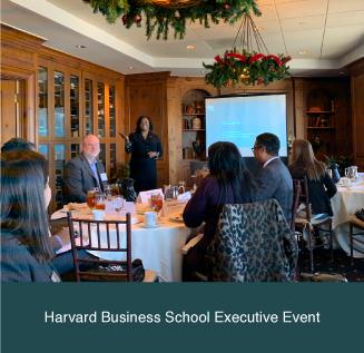 Shelette Stewart Speaker Harvard Business School Executive Event